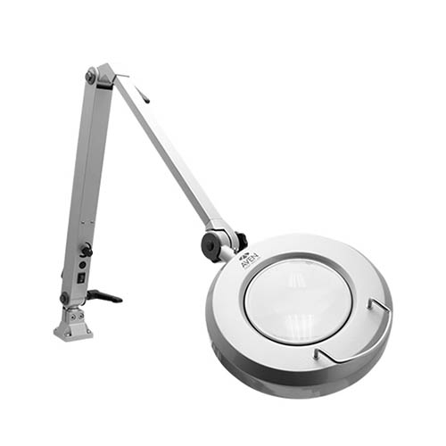 Click for larger image of the Aven 26501-DSG-LED ProVue Deluxe Magnifying Lamp LED