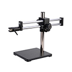 Click here for a larger image - Aven 26800B-534 Microscope Boom Stand with Sliding Metal Base