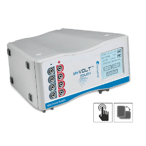 Benchmark Scientific E2300-E MyVolt Touch Power Supply 10 To 300V (European Model)