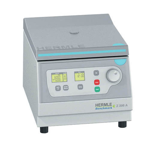 Benchmark Scientific Z206-A Compact Centrifuge without Rotor, 115 V