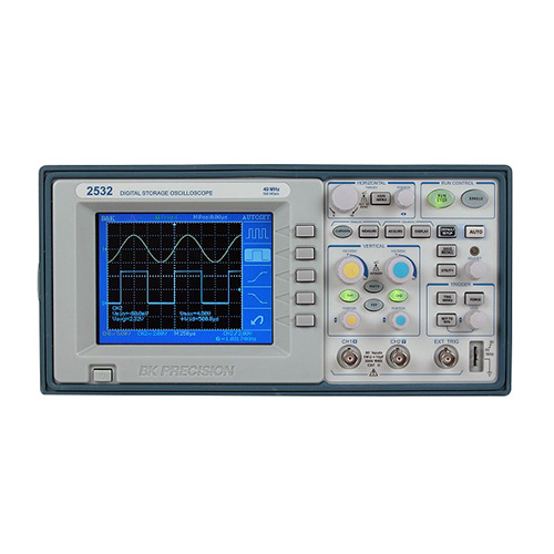 Oscilloscope Model Number : Bk precision mhz msa s digital storage
