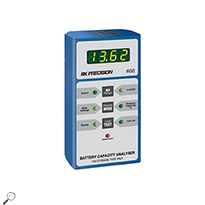 BK Precision 600 12V SLA Battery Capacity Analyzer