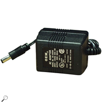 BK Precision BE 12 9VDC/300mA AC Adapter, Center +