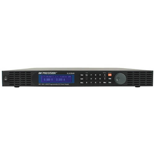 BK Precision XLN6024-GL Programmable Single-Output High Power DC Power Supply with GPIB/LAN Interface, 60V/24A/1.44kW