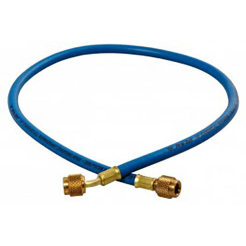 1//4 in CPS Products HS6Y 6 ft Yellow Standard Hose SAE Fittings