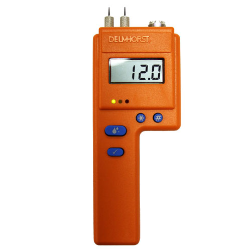 Delmhorst BD-2100/26/21/PKG BD-2100 Digital Moisture Meter Kit for Home Inspection