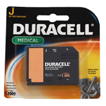 Duracell 7K67BPK Alkaline Size J Home Medical 6.0V - Click here for product information page