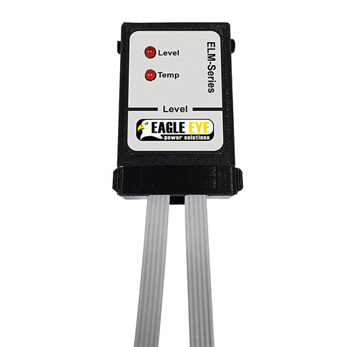 Eagle Eye ELM-Sensor Jar and Cell Sensor for Electrolyte Level Monitors