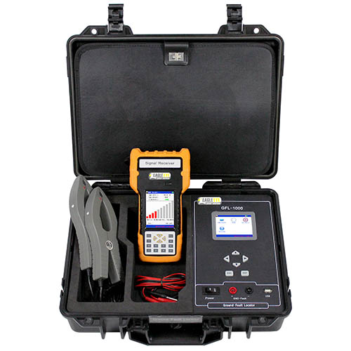 Eagle Eye GFL-1000 Ground Fault Locator & Insulation Tester