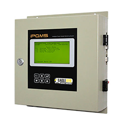 Eagle Eye IPQMS-C256 battery monitoring Solutions for 0-480 VDC Systems using 1.2-12V Batteries