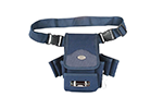 Eclipse 900-246 (ST-2012H) Soft-Sided Durable Denim Tool Pouch with Belt for Keeping Your Tools and Supplies at Hand