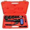 Eclipse 902-483 Hydraulic Knockout Punch with Swivel Head and Type C punch/die sets