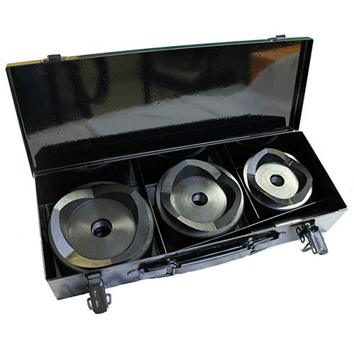 Eclipse 902-546 Punch Set, 3 Point Punch Style