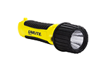 Eclipse ATEX-FL4 Zone 0 Flashlight for Hazardous Areas with Safety Release Valve, 130 Lumens