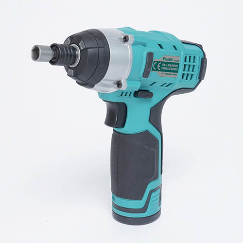 Eclipse PT-1207A 12V Li-Ion Impact Cordless Driver with Drills and Bits, 3000 IPM High Impact Force, 2200 RPM, 66 ft / lb High Torque, Li-Ion Battery