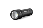 Eclipse UK-F4 Aluminum LED Flashlight with CREE LEDs, and Wrist Strap, 450 Lumens