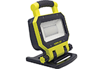 Eclipse UNI-SLR-3000 Rechargeable LED White Site Light with Anti-Glare Lens