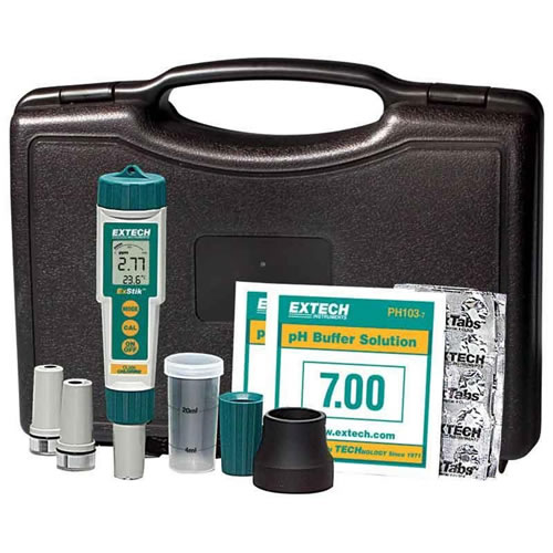 Extech EX-900 ExStik 4-in-1 KIT (Chlorine PH ORP Temperature)