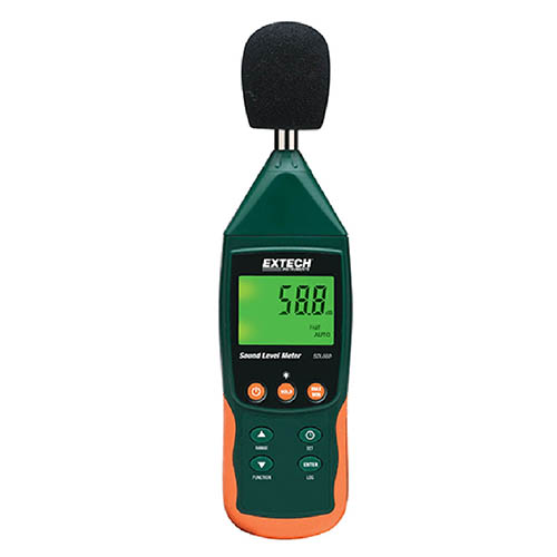 Extech SDL600 Sound Level Meter/Datalogger with SD Card