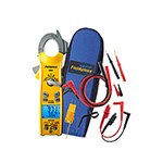 Click here for a larger image - Fieldpiece SC440 Essential Clamp Meter with Dual Display, True RMS, Duty cycle, and InRush Current