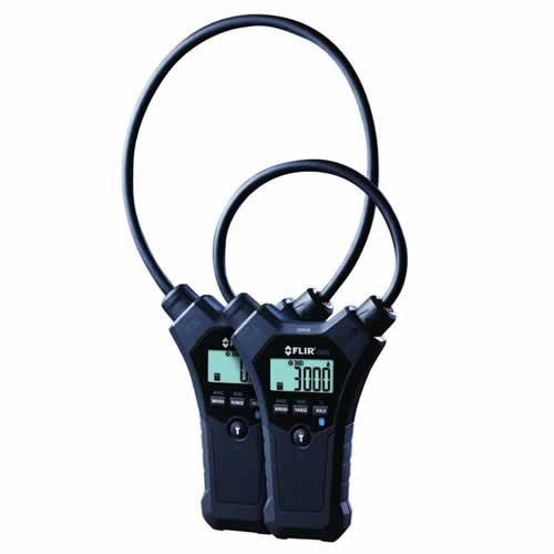 FLIR CM57 18 in. (45cm) True RMS Flexible Clamp Meter, Bluetooth (CM55/CM57/Front)