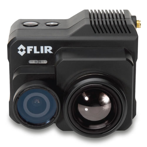 FLIR 83301-1101 Duo Pro R High-Resolution Thermal and