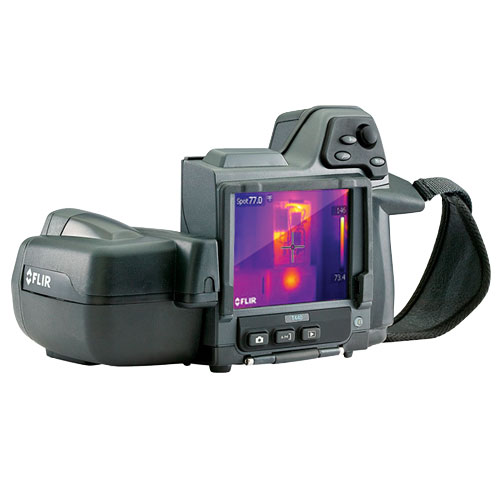 Flir T440BX Thermal Imaging Infrared Camera, 8X Continuous Zoom