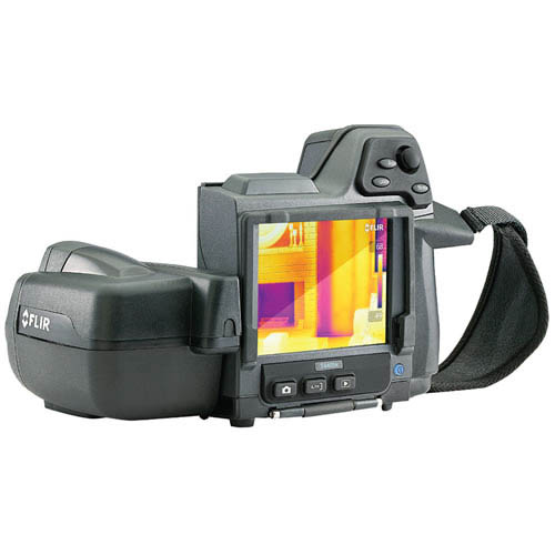 FLIR T440BX Thermal Imaging Camera, MSX, 320 x 240 Resolution, -4 - 1,202°F Range, 60 Hz Framerate