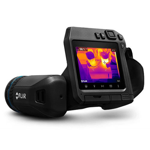 FLIR T540-24 Thermal Imaging Camera with MSX, UltraMax, 24° Lens, 464 x 348, -4 to 2732°F, 30 Hz