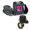 FLIR T600-KIT-15 Thermal Imaging Camera, MSX, 15�/25� Lenses, 480x360, -40 - 1,202�F, 30 Hz, 4x Zoom