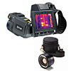 FLIR T600-45 Thermal Imaging Camera, MSX, 45° Lens, 480 x 360, -40 - 1,202°F Range, 30 Hz, 4x Zoom