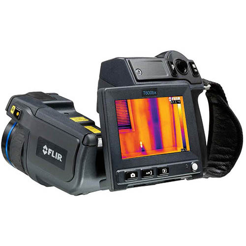 Flir T600BX-25 Thermal Camera w/Humidity, Dewpoint, Insulation, 25 Len