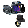 FLIR T620-KIT-15 Thermal Imaging Camera, MSX, 15°/25° Lenses, 640x480, -40 - 1,202°F, 30 Hz, 4x Zoom