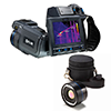 FLIR T620-KIT-45 Thermal Imaging Camera, MSX, 25°/45° Lenses, 640x480, -40 - 1,202°F, 30 Hz, 4x Zoom