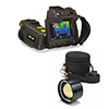 FLIR T640-15 Thermal Imaging Camera, MSX, 15° Lens, 640 x 480, -40 - 3,632°F Range, 30 Hz, 8x Zoom