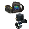 FLIR T640-25 Thermal Imaging Camera, MSX, 25° Lens, 640 x 480, -40 - 3,632°F Range, 30 Hz, 8x Zoom
