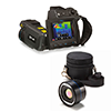 FLIR T640-45 Thermal Imaging Camera, MSX, 45° Lens, 640 x 480, -40 - 3,632°F Range, 30 Hz, 8x Zoom