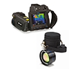 FLIR T640-KIT-15 Thermal Imaging Camera, MSX, 15°/25° Lenses, 640x480, -40 - 3,632°F, 30 Hz, 8x Zoom