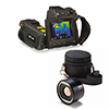 FLIR T640-KIT-45 Thermal Imaging Camera, MSX, 25°/45° Lenses, 640x480, -40 - 3,632°F, 30 Hz, 8x Zoom