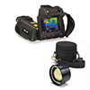 FLIR T640-NIST-15 Thermal Imaging Camera, MSX, NIST, 15� Lens, 640x480, -40 - 3,632�F, 30Hz, 8x Zoom