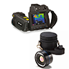 FLIR T640-NIST-45 Thermal Imaging Camera, MSX, NIST, 45� Lens, 640x480, -40 - 3,632�F, 30Hz, 8x Zoom