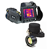 FLIR T660-KIT-15 Thermal Imaging Camera, MSX, UltraMax, 15°/25° Lens, 640x480, -40-3632°F, 30Hz, 8x