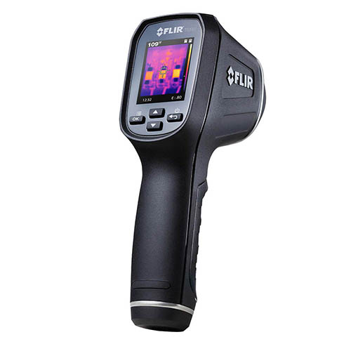 FLIR TG167 Spot Thermal Camera, 25° x 19.6° FOV, -13 - 716°F Range, 9 Hz Framerate