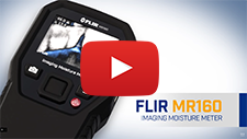 FLIR MR160 Thermal Imaging Moisture Meter