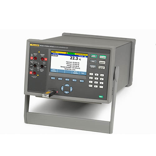 Fluke Calibration 2638A/05C 22 Channel Hydra Series III Data Logger with Accredited Calibration