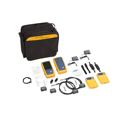 Fluke Networks DSX-8000-W/GLD Versiv CableAnalyzer with WiFi Adapter and 1-Year Gold Support