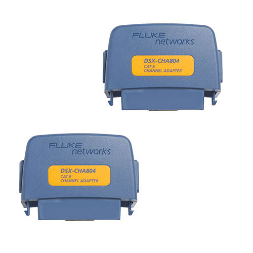 Fluke Networks DSX-CHA804S DSX-8000 Cat 8/Class I Channel Adapter Set
