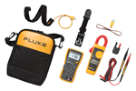 Fluke 116/323 KIT True-RMS AC/DC HVAC Multimeter with True-RMS AC/DC Clamp Meter Combo Kit