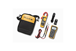 Fluke 117/323 KIT True-RMS AC/DC Electrician's Multimeter with True-RMS AC/DC Clamp Meter Combo Kit
