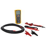 Click here for a larger image - Fluke 1503/EX LEAD Extended lead kit, Insulation tester with 50ft test lead